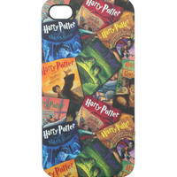 Harry Potter Book Covers iPhone 4/4S Case