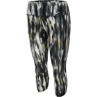 NIKE Women's Legend 2.0 Printed Tight-Fit Polyester Capris