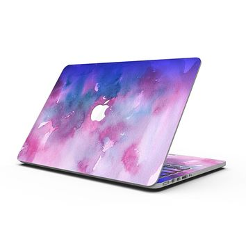 Vivid Absorbed Watercolor Texture - MacBook Pro with Retina Display Full-Coverage Skin Kit