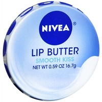 Nivea Lip Care Lip Butter, Smooth Kiss