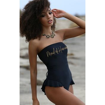 Maid of Honor Swimsuit - Hermosa One Piece