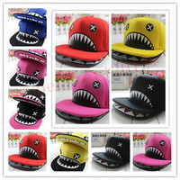 KPOP Running man same style shark hat Multi colour choice fashion new