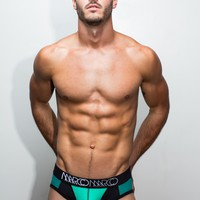 NY Brief (Turquoise)