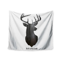 "Suzanne Carter ""The Road2"" Contemporary Nature Wall Tapestry"