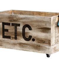 """Etc."" Crate, Storage Boxes & Bins"