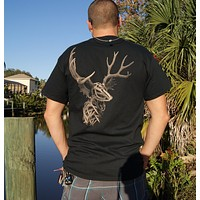 All Antlers Short Sleeve Tee