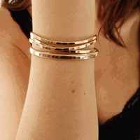 Rose Gold Set 2 (3 Small, 1 Large)