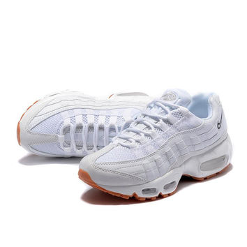 NIKE Air max Women Man sports running shoes sneakers white H-CSXY