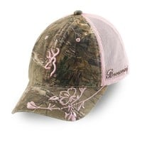 Browning For Her Country Girl Realtree Xtra Camo and Pink Hat
