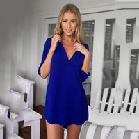 New Fashion Summer Sexy Women Dress Casual Dress for Party and Date = 4458059588