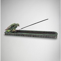 Green Dragon Incense Burner - Spencer's