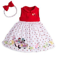 Disney Store Disney Minnie Mouse and Daisy Dress Set for Baby Girl 6-9M