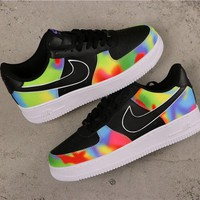 Nike Air Force 1 Low AF1 'Tie-Dye' Shoes - Best Online Sale