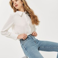 MOTO Winter Bleach Jamie Jeans | Topshop