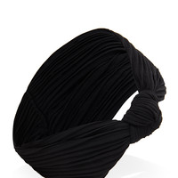 Pintucked Knot Headwrap