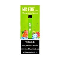 Mr Fog Elite Disposable Pen Mango Peach Guava