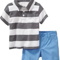 Polo & Shorts Sets for Baby
