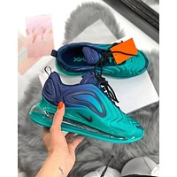 Nike Air Max 720 Air cushion jogging shoes
