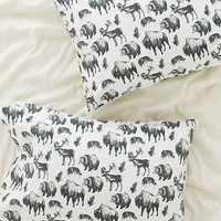 Dionne Kitching Woodland Creatures Pillowcase Set