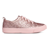 Trainers - Old rose/Glittery - Kids | H&M GB