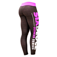 Six Deuce Steel Series Compression Tights 2.0