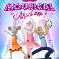 Angelina Ballerina-Mousical The Musical (Dvd) (Ws/Eng/Fren/Span/2.0Dd)