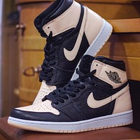 Air Jordan 1 Retro High OG ¡°Crimson Tint¡± Men Sneakers
