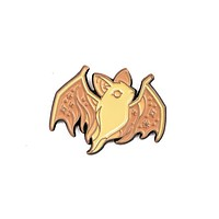 Ghost Bat Pin