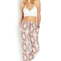 Sand and Stone Ikat Pants | FOREVER21 - 2000106449