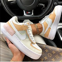 Nike Air Force 1 Shadow Low top sports Sneakers