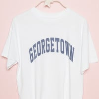 Aleena Georgetown Top
