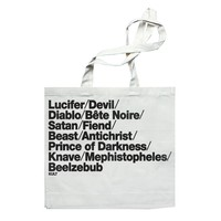 KULT Clothing — HELL CITY TOTE