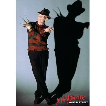 A Nightmare on Elm Street 11x17 Movie Poster (1984)
