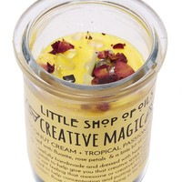 Creative Magic Ritual Candle
