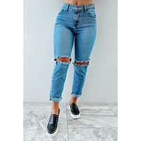 Looking For Fun Jeans: Denim
