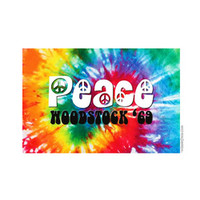 Woodstock Peace Poster on Sale for $6.99 at HippieShop.com
