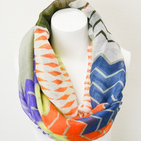 Summer Isn't Over Infinity Scarf