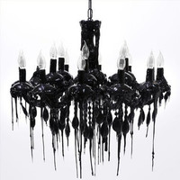 Hot Kroon Black Chandelier|Chandeliers|Lighting|French Bedroom Company
