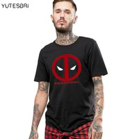 Deadpool Dead pool Taco Fashion men's t-shirt cartoon Designed casual shirt superheroes  T shirt for men short sleeves clothes for men and women AT_70_6