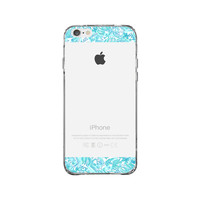 Lilly Pulitzer Alpha Delta Pi Sorority iPhone 6 Plus Clear Case
