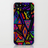 FOLKLORE iPhone Case by Kris Tate | Society6