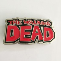 Walking Dead Belt Buckle