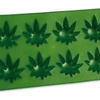 Ice Cube Tray Set Cannabis