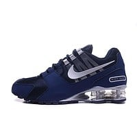NIKE AIR SHOX Avenue Woman Men Fashion Sneakers Sport Shoes