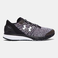 Under Armour Mens UA Charged Bandit 2 Running Training Shoes - Black/Gray