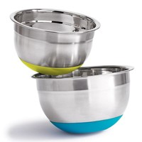Stainless Steel Prep Bowls