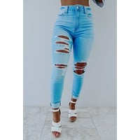 Not About You Jeans: Denim