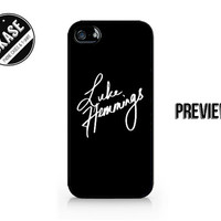 Luke Hemmings - Luke - 5SOS - 5 Seconds of Summer - Available for iPhone 4 / 4S / 5 / 5C / 5S / Galaxy S3 / S4 / S5 - 615