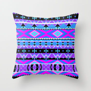 Princess #2 Throw Pillow by Ornaart