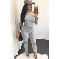 New Women bodycon jumpsuit Long sleeve for women jumpsuits sexy club ladies rompers bandage Elastic waistband macacao feminino